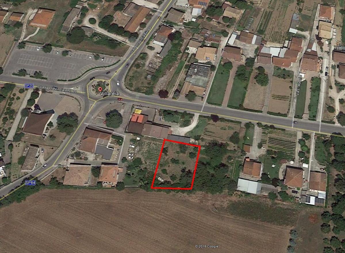 Terreno Residenziale in Vendita Cepagatti