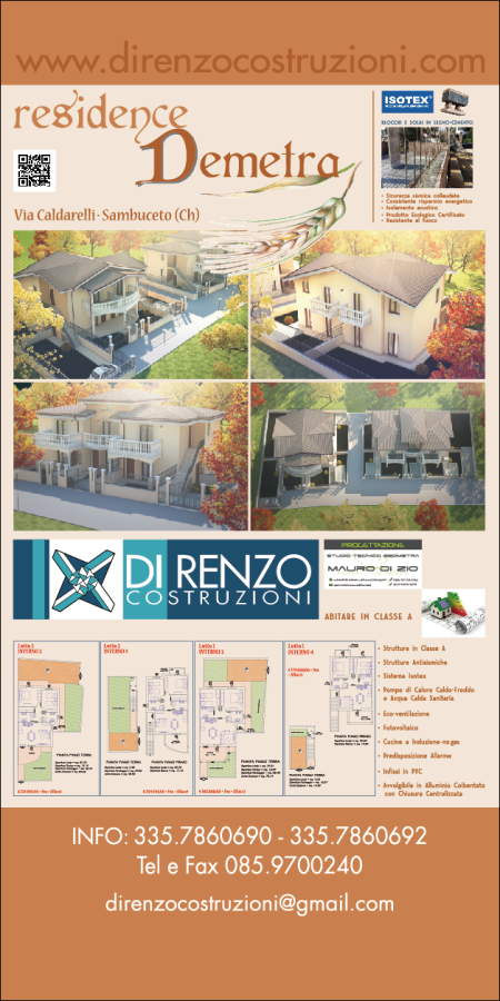 Villa singola San Giovanni Teatino CH3218