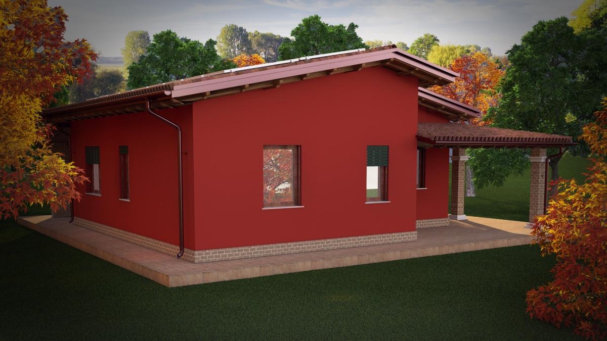 Villa singola Cepagatti PE3254